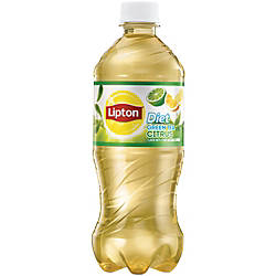 Lipton Pepsico Diet Citrus Green Tea
