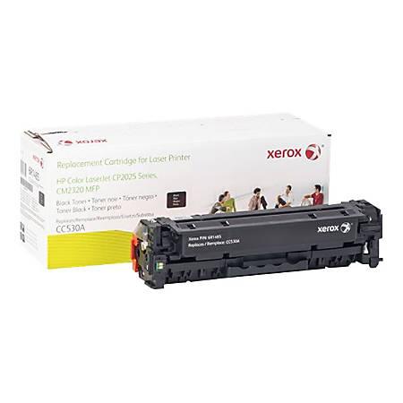 Xerox - Black - toner cartridge (alternative for: HP CC530A) - for HP Color LaserJet CM2320fxi, CM2320n, CM2320nf, CP2025, CP2025dn, CP2025n, CP2025x