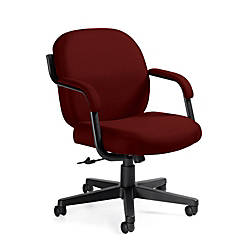Global Commerce Low Back Tilter Chair