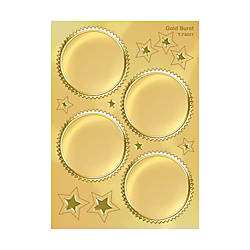 TREND Award Seal Stickers 2 Gold
