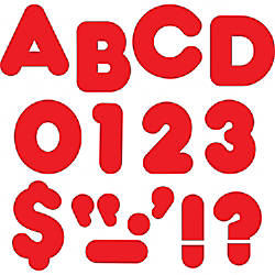 Trend Reusable 2 Ready Alphabet Letters