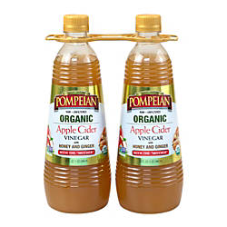 Pompeian Organic Apple Cider Vinegar With