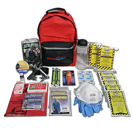 Ready America® 2-Person 3-Day Emergency Kit Plus