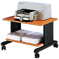 Safco Muv Printer Stand 2 Levels 15 3 8 H