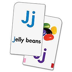 Trend Pocket Flash Cards Alphabet Box