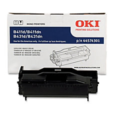 OKI 44574301 Black Drum