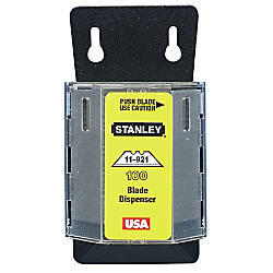 Stanley Bostitch Wall Blade Dispenser Pack