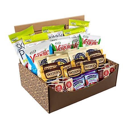Snack Box Pros Healthy Snacks Box, 3.34 Lb