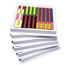 Learning Resources Connecting Cuisenaire Rods Introduction