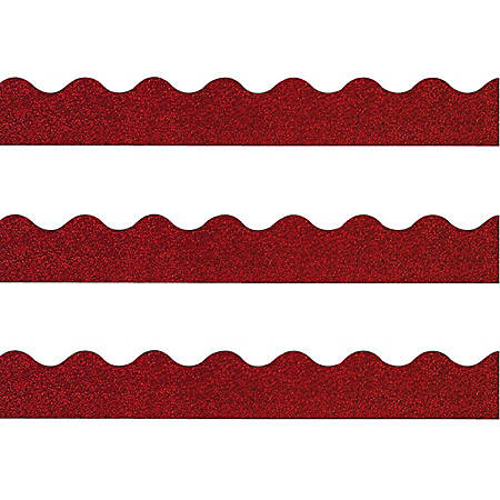 """Trend® Terrific Trimmer®, 2 1/4"""" x 32 1/2', Red"""