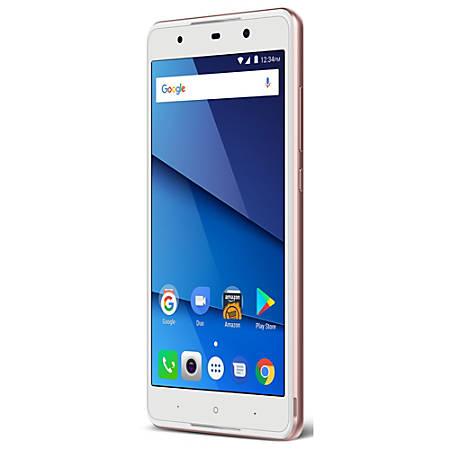 Blu Grand 5.5 HD II G210Q Cell Phone, Rose Gold, PBN201428