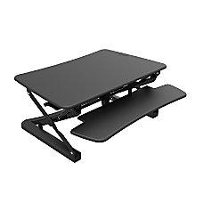 Loctek LX Series Sit Stand Desk