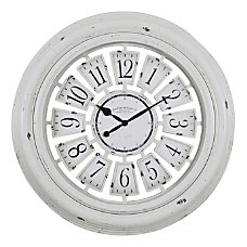 FirsTime Co Farmhouse Plaques Wall Clock
