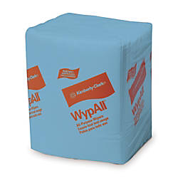 Wypall L40 Folded Towels 12 12