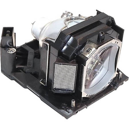 eReplacements Compatible projector lamp for Hitachi CP-WX12, CP-X2021, CP-X2521 - Projector Lamp - 2000 Hour