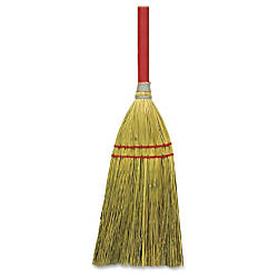 Genuine Joe Corn Fiber Toy Broom