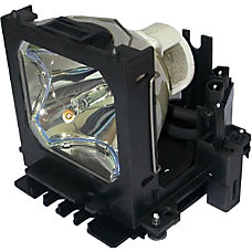 eReplacements Compatible projector lamp for Hitachi