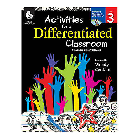 Shell Education Activities For A Differentiated Classroom, Grade 3
