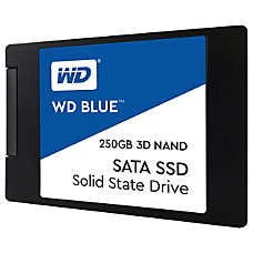 WD Blue 3D NAND 250GB PC