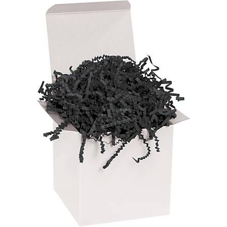 Office Depot® Brand Crinkle Paper, Black, 40-Lb Case