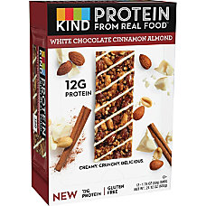 KIND Protein Bars Trans Fat Free