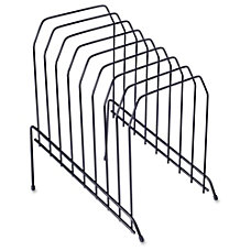 Lorell Wire Vertical File 8 Dividers