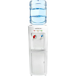 Ragalta Thermo Electric Hot And Cold Water Cooler Rwc195 White