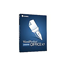 WordPerfect Office X7 Standard Edition Upgrade