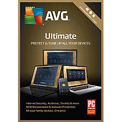 Avast AVG Ultimate 2018 Unlimited For