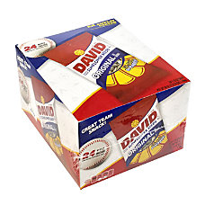 David Sunflower Seeds Original Pouches 175
