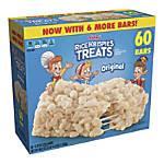 Kellogg's® Rice Krispies Treats® Original Bars, 0.78 oz., 60 ct.