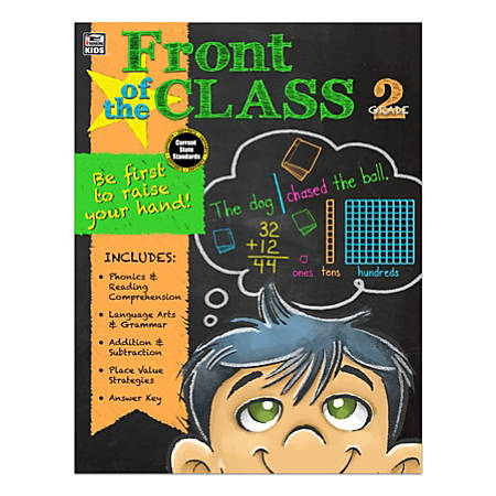 Thinking Kids® Front Of The Class, Grade 2