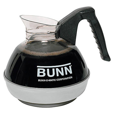 Bunn® Pour-O-Matic 12-Cup Unbreakable Decanter