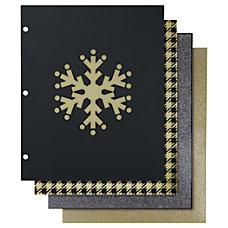 Divoga Fashion Paper Portfolio Folders 8