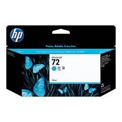 HP 72 Cyan Ink Cartridge C9371A