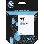 HP 72 Cyan Ink Cartridge C9398A