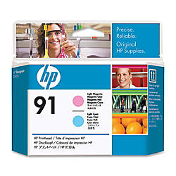 HP C9462A Light MagentaLight Cyan Printhead