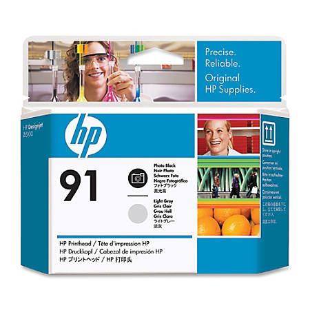 HP C9463A, Photo Black/Light Gray Printhead