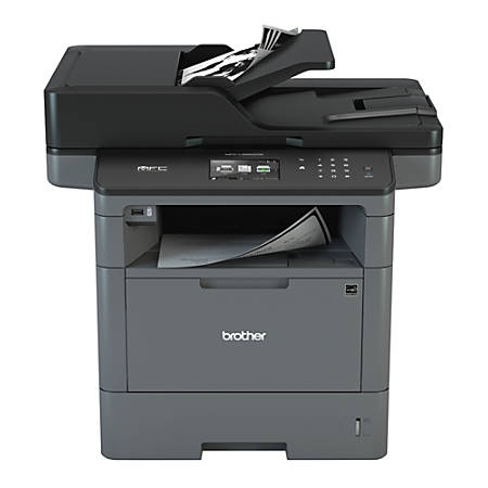 Brother Monochrome Laser All-In-One Printer, Copier, Scanner, Fax, MFC-L5850DW