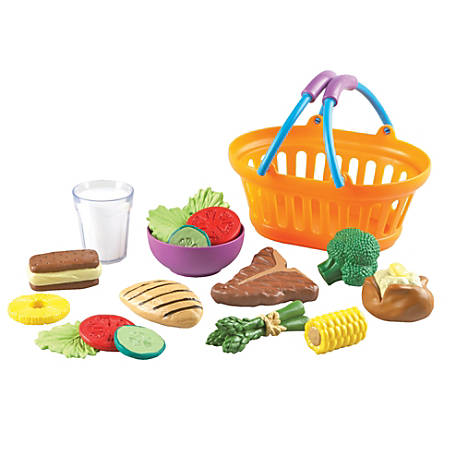 Learning Resources® New Sprouts® Dinner Basket, Grades Pre-K - 3