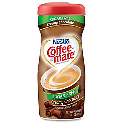 Nestle Coffee mate Sugar Free Coffee