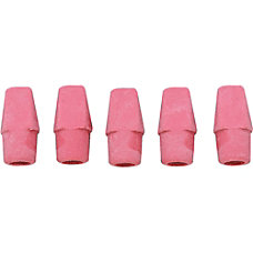 Integra Pink Pencil Cap Eraser Lead