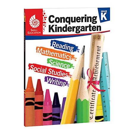 Shell Education Conquering The Grades, Grade K