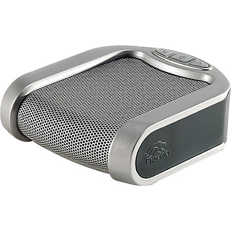 Phoenix Audio Duet PCS Speakerphone (MT202-PCS) - Silver