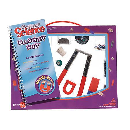 Dowling Magnets Super Science Magnet Kit, Grades 3-12