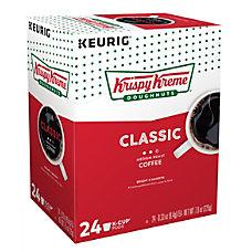 Krispy Kreme Doughnuts Smooth Medium Roast