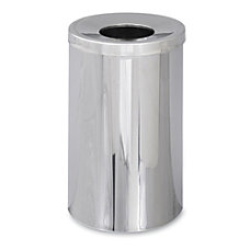 Safco Reflections Open Top Receptacle 35