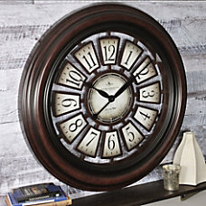 FirsTime Majestic Hollow Wall Clock 29