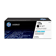 HP LaserJet 17A High Yield Black