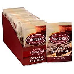 PapaNicholas Chocolate Peppermint Hot Cocoa Regular